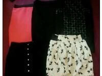 Skirts bundle