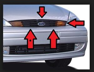 ford focus front grille / grill
