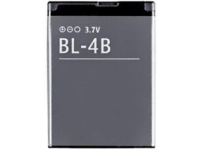 Original Nokia Akku BL-4B für Nokia 2760 Handy Accu Acku Battery Batteri