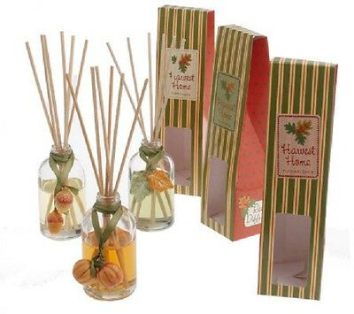 NEW Harvest Home Reed Diffuser including 1 Gift Box with 3 Bottles - Valerie $47