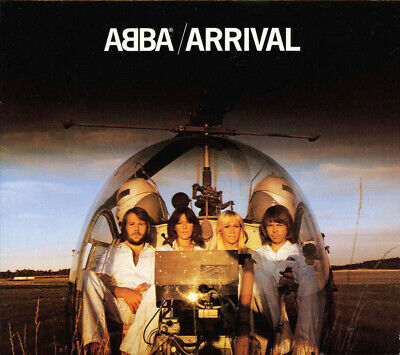 ABBA ‎- Arrival (2001 Remaster)  CD  NEW/SEALED  SPEEDYPOST