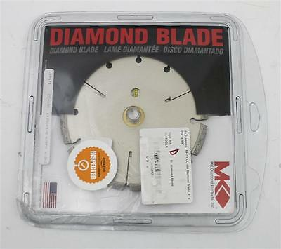 Mk Diamond Cc-100 Square Segment Crack Chaser Saw Blade 6 X .250