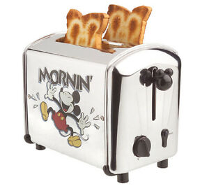 Disney Mickey Mouse March Morning' Toaster