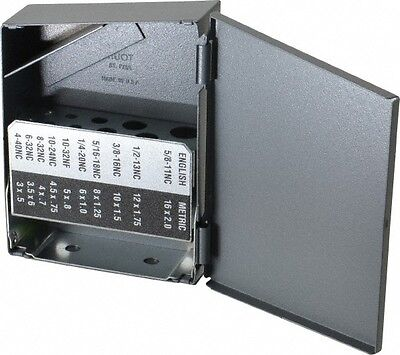 Huot 4-40 To 58-11 Tap Storage 3-14 Wide X 4-12 Deep X 1 High Steel