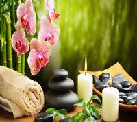 Massage musculaire ou  détente