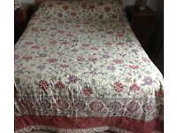Dorma bedding & curtains