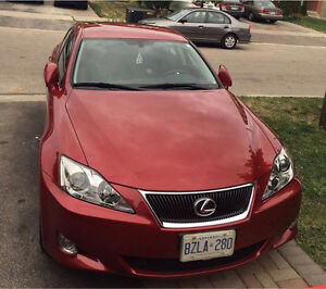 2007 Lexus IS250 AWD,Low kms,Lexus serviced,Certified & E-tested