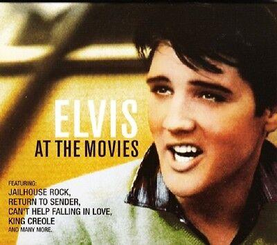 Компакт-диски ELVIS PRESLEY AT THE MOVIES