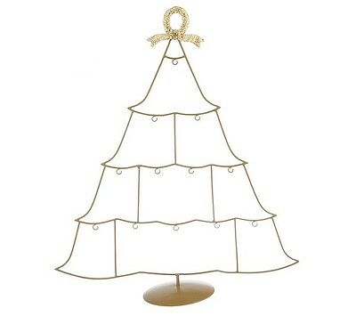 NEW Joan Rivers Classics Collection QVC Ornament Metal Tree Stand