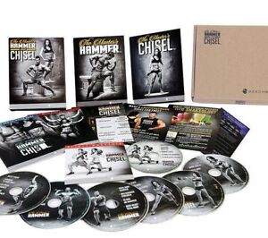 CLOSING DOWN SALE !! Hammer and Chisel Workout Set!! FREE SHIPPI