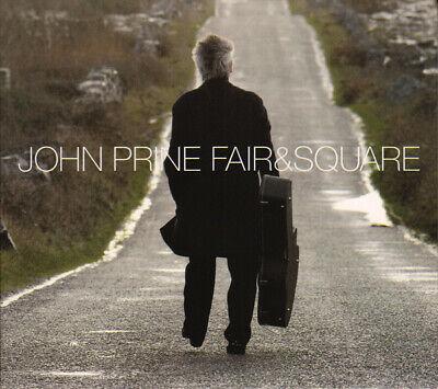 Fair & Square [Digipak] by John Prine (CD, May-2005, Oh Boy)