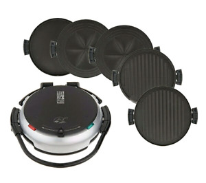 ☺New George Foreman 360 GRILL