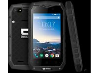 Crosscall Odyssey S1 Tough Smartphone -black unlocked , Tough conditions phone