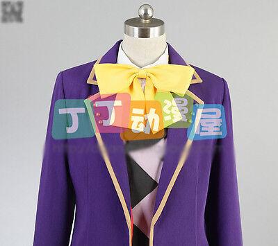 Hot Anime Black Butler Joker Circus Purple Cosplay Costume Free - Black Butler Joker Kostüm