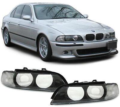 Streuscheiben Scheinwerferglas Blinker weiß für Xenon Paar für BMW 5er E39  online kaufen