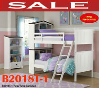 twin bunk bed with bookcase, children bedroom sets, sofa beds
