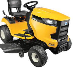 CUB CADET LAWN TRACTOR'S,starting @ $63 a mth