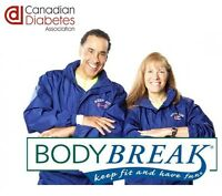 Come Out and Meet Hal Johnson & Joanne McLeod from BodyBreak!!