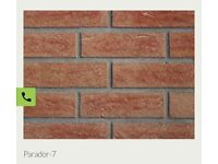 Wetherby bricks slips: parador 7mm