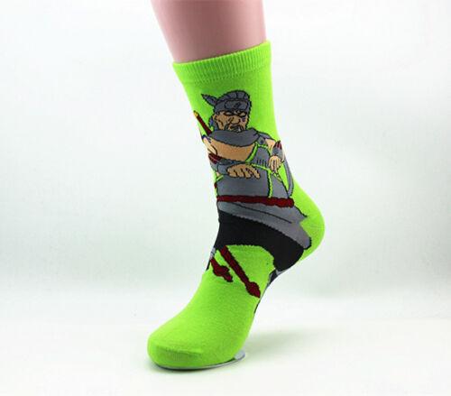 Janpanese Anime Naruto Long Sock Art Sock Unisex Cosplay PropsAkatsuki Madara