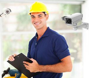 Security Camera systems Technician & Installer