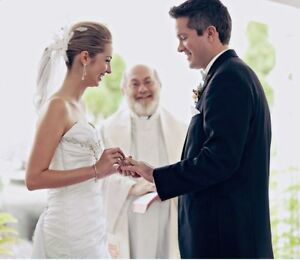 Wedding Officiant Kijiji In Toronto Gta Buy Sell Save With