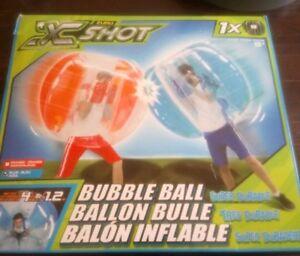 Bubble ball.
