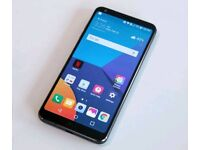 LG G6 32GB 4G LTE SMARTPHONE 13MP CAMERA EXCELLENT MINT CONDITION