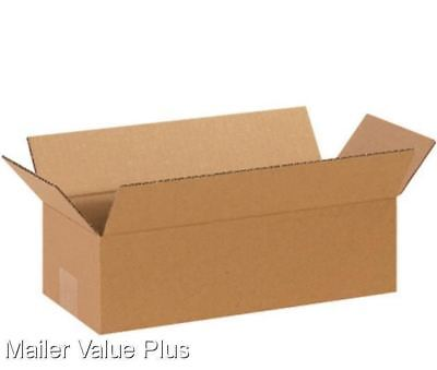 100 - 14 X 6 X 4 Shipping Boxes Packing Moving Storage Cartons Mailing Box