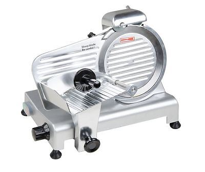 Electric Commercial Deli Cater Blade 9 Manual Gravity Feed Meat Slicer 14 Hp