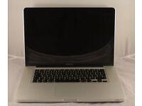 """15"""" MacBook Pro, 2.9GHz Quad Core i7, 16GB/8GB, 500GB HD, Adobe Cs6, Final Cut, Logic Pro, AutoCAD"""