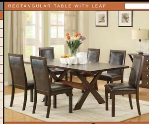 Dining chairs sets of 6 for sale