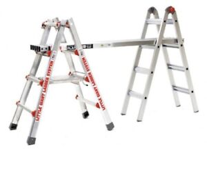 LITTLE GIANT LADDER SYSTEM AND EXTRAS