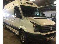 Volkswagen CRAFTER Refrigerated CR35 TDI 2.0 Diesel Manual