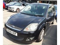 2006 Ford Fiesta Ghia 1.6 Manual 5 door
