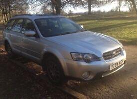 Subaru Outback AWD flat 4 boxer