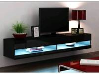 Wall Mounted Floating TV Unit