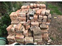 Victorian bricks approx 300-400