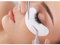 Semi Permanent Individual Eyelash Extension Models Required