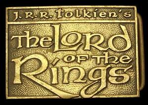 JRR-TOLKIENS-LORD-OF-THE-RINGS-SOLID-BRASS-BELT-BUCKLE-EXTREMELY-RARE-NEW