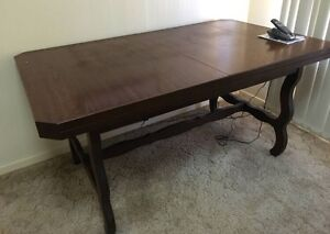 Stunning solid wood dining table Bondi Beach Eastern Suburbs Preview