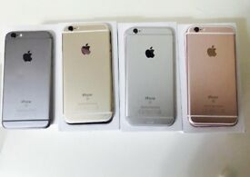iPHONE 6S 16GB, GENUINE STOCK, GOOD CONDITION, UNLOCKED, ALL COLOURS