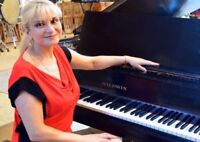 PIANO LESSONS IN LALAPIANOSTUDIO and IN YOUR HOME