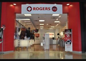 ***ROGERS AUTHORIZED DEALER EXCLUSIVE PROMOTIONS & CREDITS****