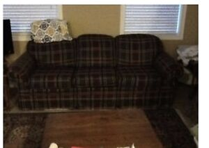 Couch & love seat combo