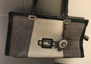 Leather Guess Shoulder Bag