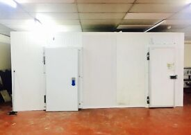 Coldrooms-built to any size