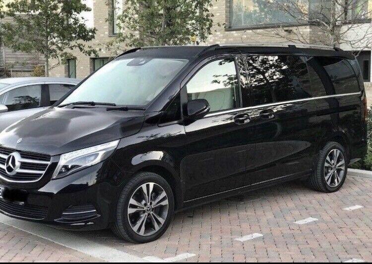 V Cl 2017 Extra Long Still Under Mercedes Warranty