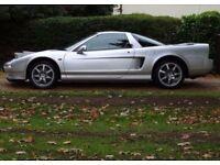 2001 Honda NSX Targa V6 3,2 litre 2dr Very Rare Ultra Low Mileage