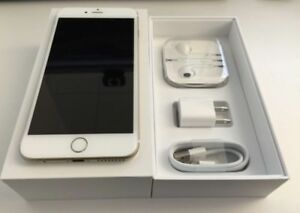 IPHONE 6 GOLD 16 GB rogers